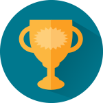 rewards and recognition icon